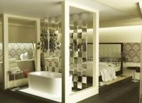 Glass Partition Wall Design Ideas and Room Dividers ...