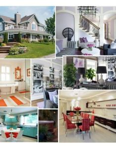 Wolowitz rossi house by michiie liked on polyvore featuring interior interiors decoratinginterior also rh za pinterest