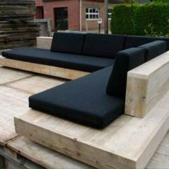 Homemade Modern Ep 70 Outdoor Sofa Green Colour Sets L Shaped Seating Around Fire Pit Sectional