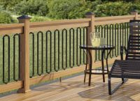 Wrought Iron Deck Railing Designs Check out 100s of Deck ...