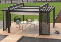 Laria - Modern Italian Wooden Pergola | Pools & Outdoor ...