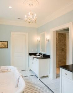 Treadlands residence traditional bathroom charleston watermark coastal homes llc sherwin williams tradewind also gray color ideas google search bath room designs rh pinterest