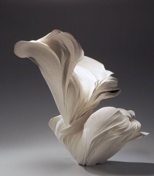 Abstract Ceramic Art Sculptures