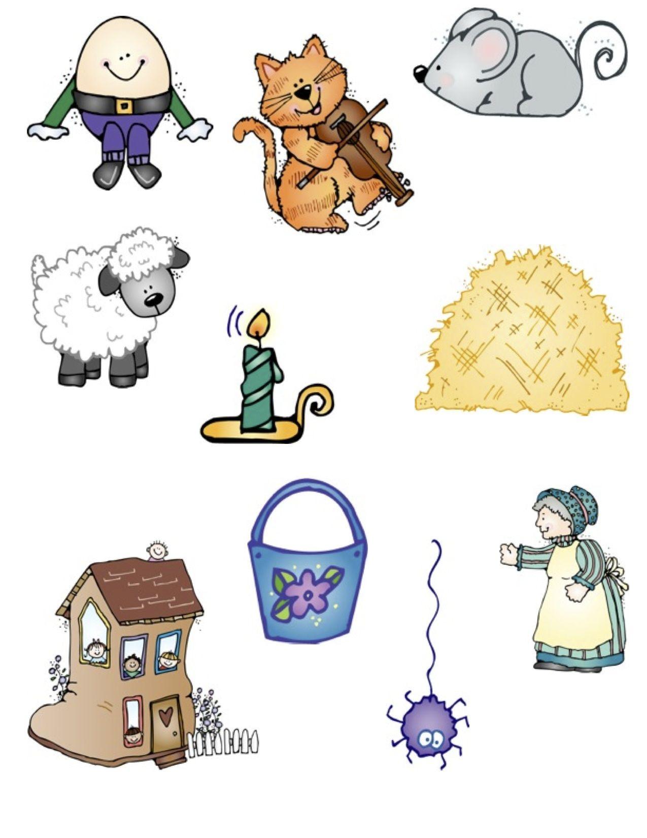 Nursery Rhyme Pointers