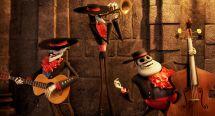 De Hotel Mariachi Band Verwelkomt Gasten In