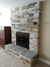 Faux Stone Fireplace Hearth - Bestsciaticatreatments.com