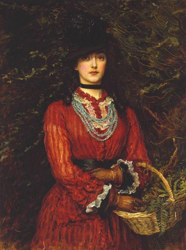 Sir John Everett Millais Paintings