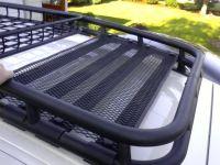 Making my OEM Roof Rack functional for $200 - Toyota FJ ...