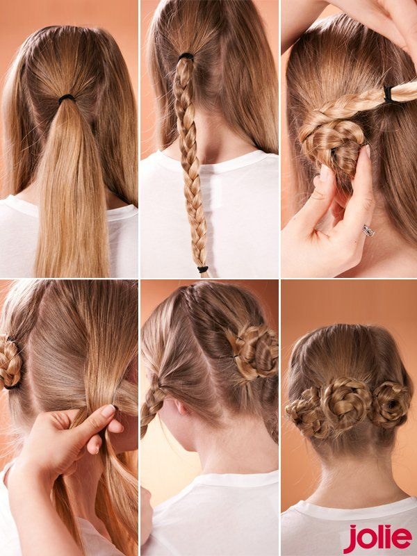 Frisuren Step By Step Im Step By Step And Hats