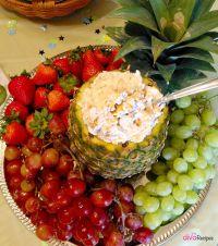 bridal shower fruit tray ideas