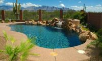 arizona landscape designs | Pools Landscaping Jacuzzi Pool ...
