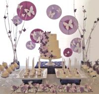 Cute butterfly baby shower theme : Butterfly Baby Shower ...