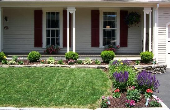 Landscaping Ideas For Front Yard Awesome Front Yard Gardens