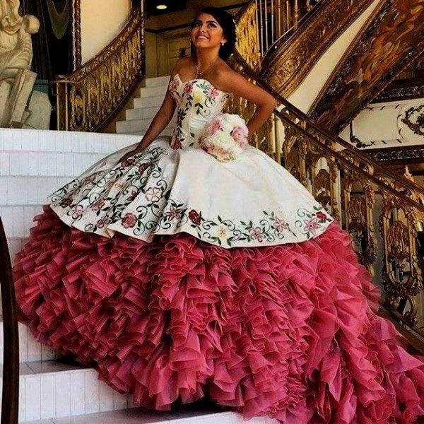 mexican dresses for quinceanera Naf Dresses