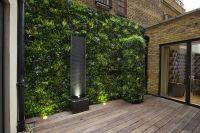 Green walls, artificial green wall, garden design, garden ...