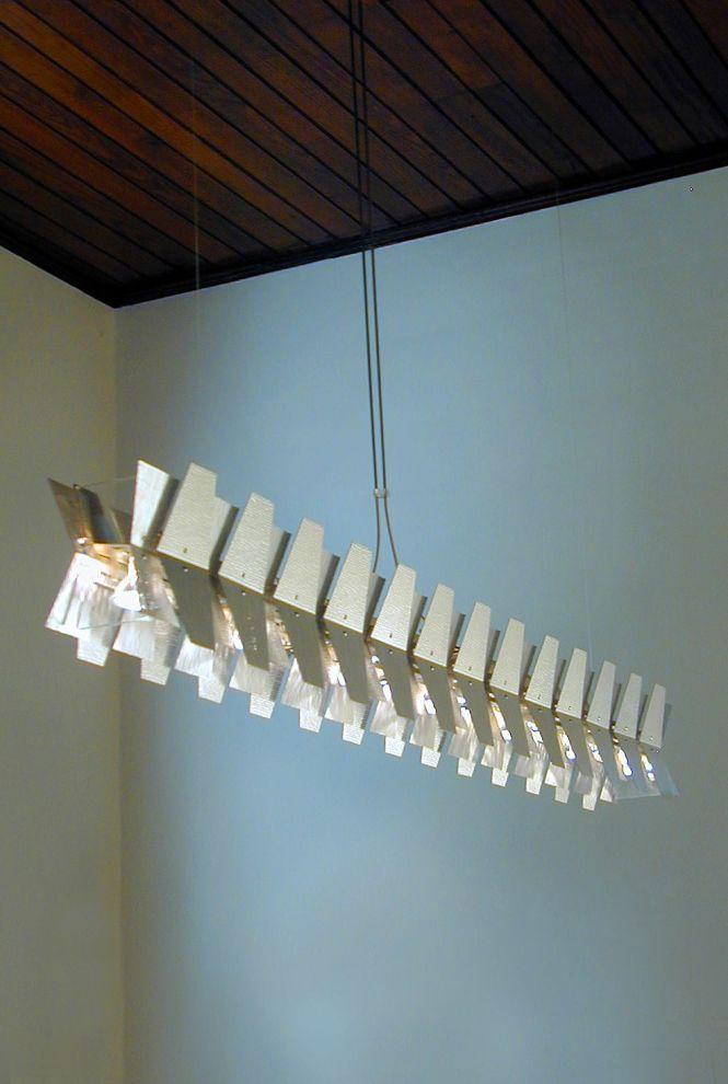 David D Imperio Linear Suspension Abacus