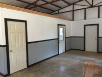 Garage Interior Walls