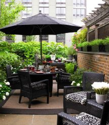 Outdoor Patio Furniture Design Ideas