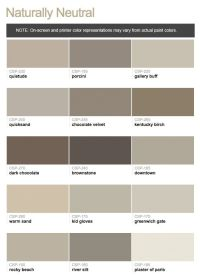 paint colors benjamin moore taupe | Paints from Hirshfield ...