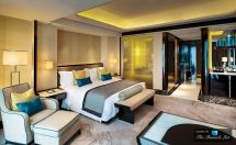 Comfort Abounds In Hotel Suite St. Regis Luxury