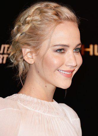 1 Schnitt 7 Frisuren Der Bob Von Jennifer Lawrence Jennifer Lawrence