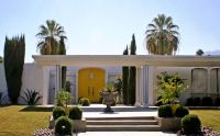 hollywood regency architectural style - | Mid century ...