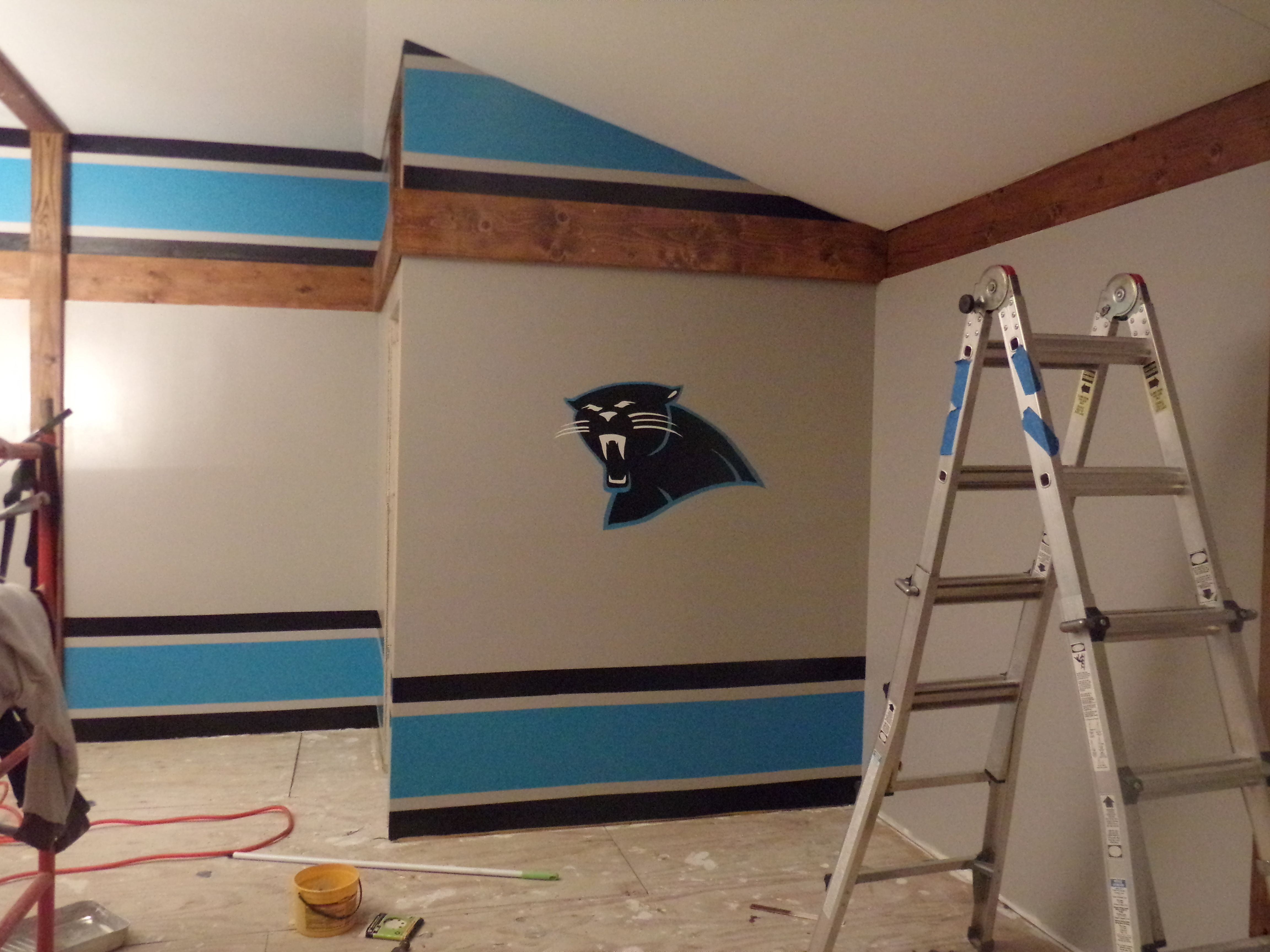 Carolina panthers flag  ft  polyester  cm nfl custom american football home decor pinterest  and also rh