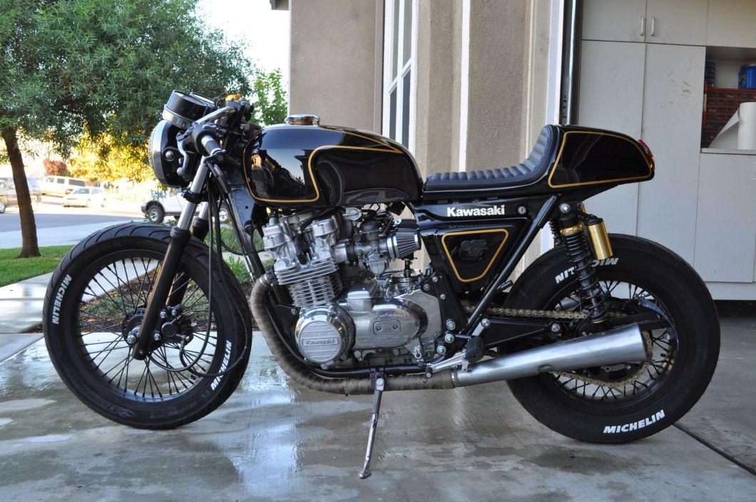 Kawasaki Kz650 Sr Cafe Racer Caferacer Wbi