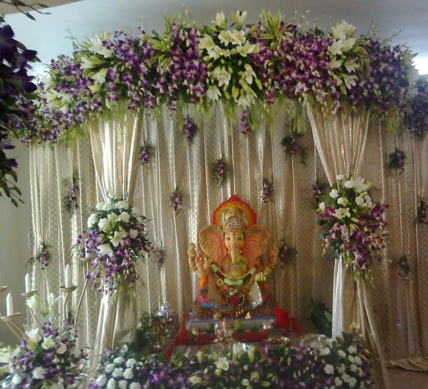 String Curtain Home Decorating Ideas Google Search Shri Ganesh
