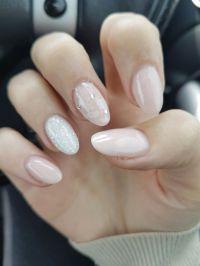 Natural Almond Nails | nails | Pinterest | Natural almond ...