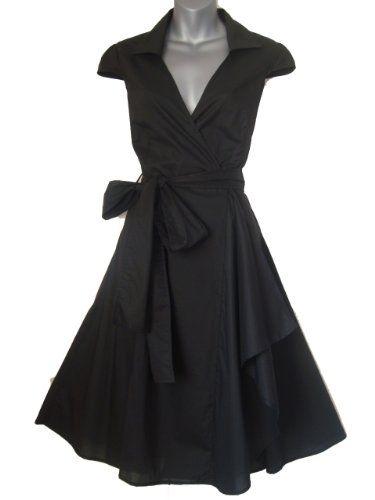 Robe de soiree noire taille 48