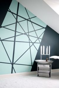 Graphic wall    Geometric Coloring Books   Pinterest ...