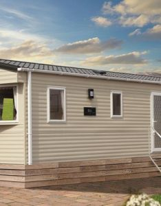 Modern mobile home remodeling idea   the skirting and front door on outside pinterest ideas   jays also rh