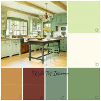 The Best Rustic Farmhouse Paint Colours  Benjamin Moore ...