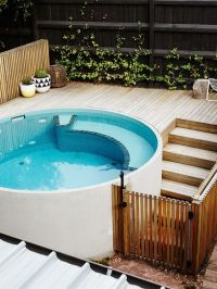 The best swimming pool designs for small backyards ...