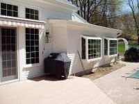 bump out addition, great windows and patio | home design ...