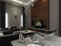 Best 25+ Tv feature wall ideas on Pinterest | Lcd tv ...