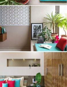 This luxurious apartment interior celebrates colors concepthome designinterior also apartments rh pinterest