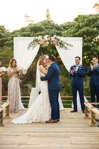 Romantic Florida Garden Wedding   Decor wedding, White ...