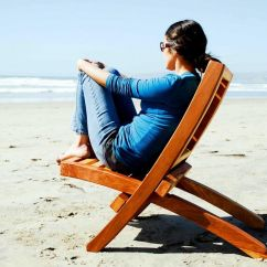 How To Make A Wooden Beach Chair Best Floor Two 43piece 43wooden 43chairs Portable Folding