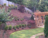 Steep Hillside Landscaping Ideas | Steep like ours ...