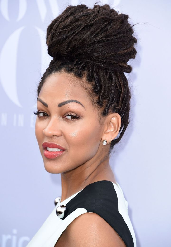 10 Gorgeous dreadlocks hairstyles you ll want to copy Meagan Good