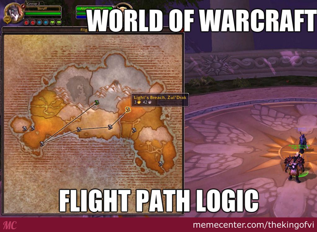Warcraft Memes World Funny