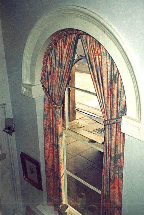 Flexible Curtain Rod For Arched Window 1 Pinterest Arched