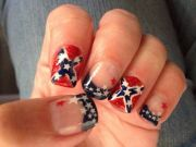redneck nails hair&nails&makeup