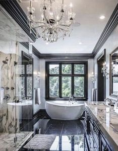 Photo by mr style designyleestate master bathrooms decoration and bath also rh pinterest