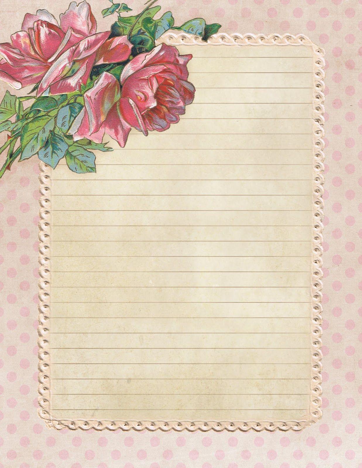 Lilac Amp Lavender A Garden Of Roses Vintage Printable