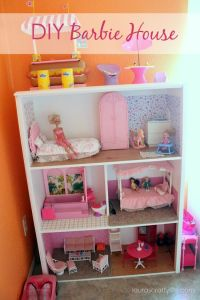 Barbie House on Pinterest | Barbie Furniture, Modern ...