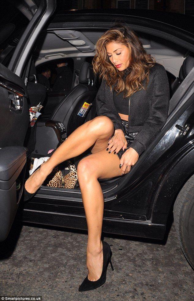 Penny Smith Legs Crossed Hot
