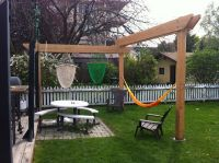 Basic Elements Fabrication - Custom backyard pergolas for ...